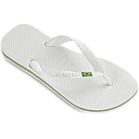havaianas Brasil - Sandalias - blanco
